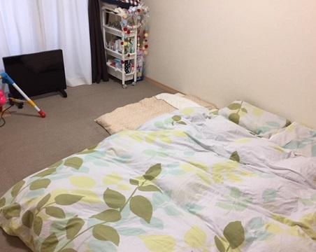 ハイハイ・ずりばいの赤ちゃんの部屋安全対策