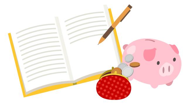 家計簿の簡単な書き方。ラクに節約するためのズボラ主婦の方法