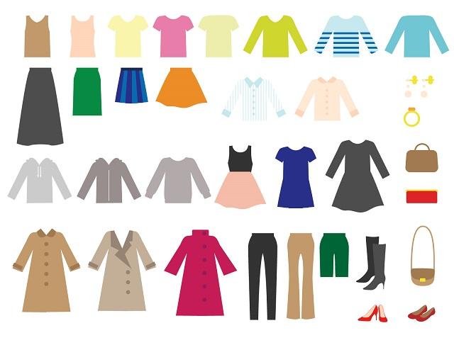 洋服代の節約術。ファッション大好き主婦でも月1万以内に削減できた8つのルール。
