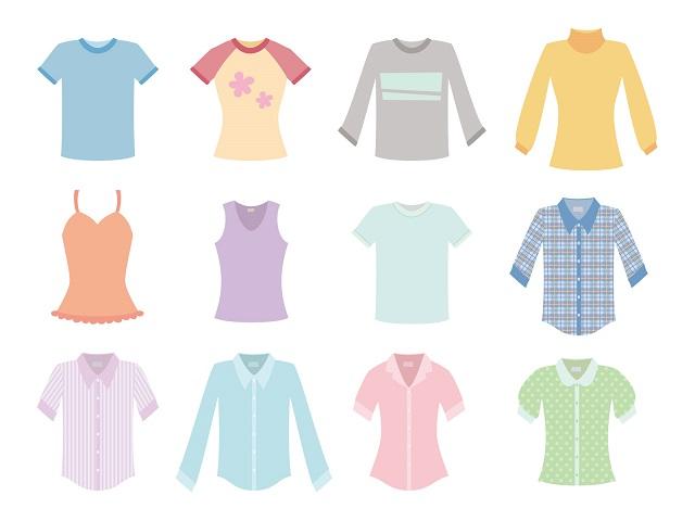 洋服を捨てることが簡単に。数を大幅に減らすための捨て方とコツ