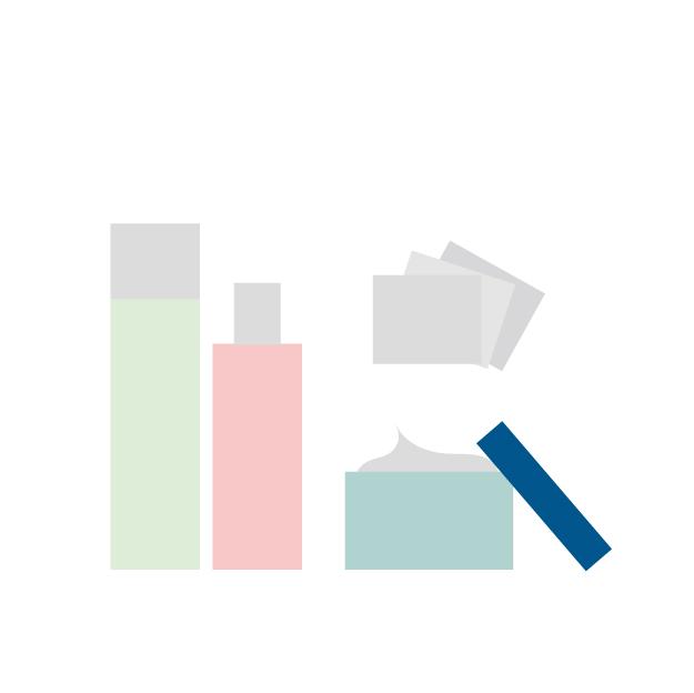 ミニマリスト主婦のシンプルスキンケア。美肌の方法と使用しているもの。