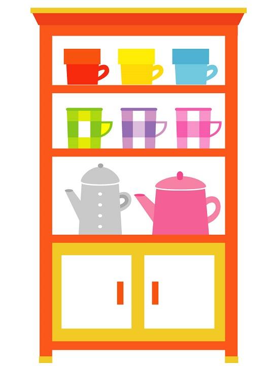 キッチンの収納術。小さくてもスッキリ使いやすくするための方法