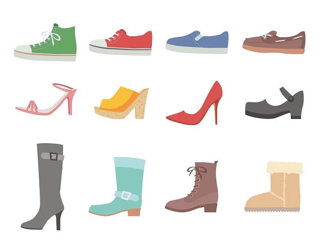 雪国ミニマリスト(女性)の靴の数は?。持っているものをすべて公開