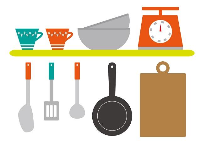 ミニマリスト主婦の調理器具と調理家電。使っている物すべて公開。