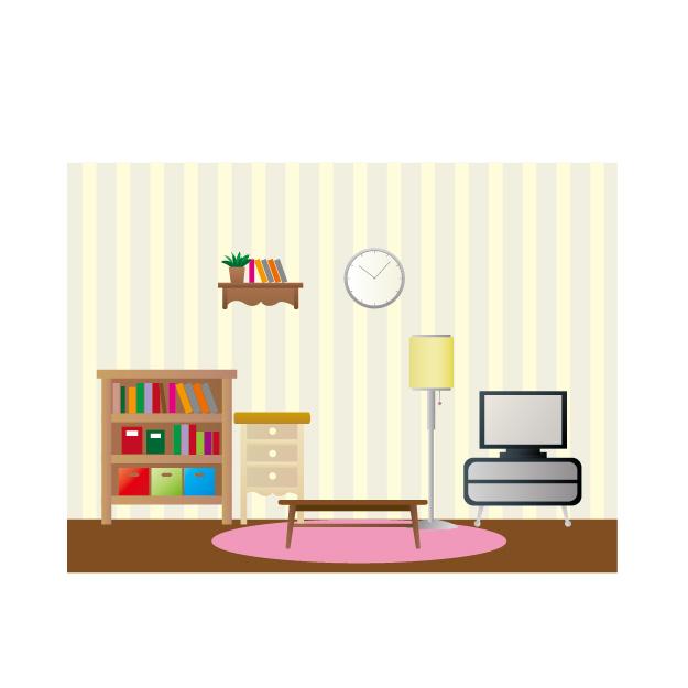 ミニマリスト3人家族の部屋の作り方。狭い賃貸でもスッキリ広々にするコツ